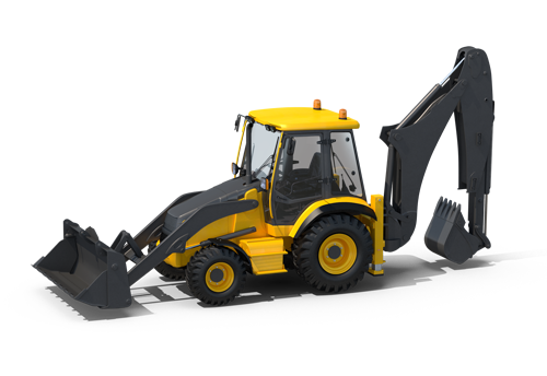 Nasze koparko-ładowarki dojadą na dowolne prace ziemne w Zgorzelcu oraz najbliższej okolicy